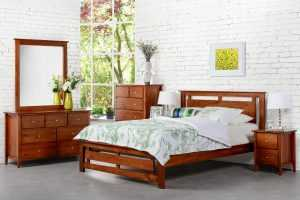 GL Tana 4pcs Bedroom Suite