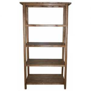 MF Tiffany Wide Bookcase