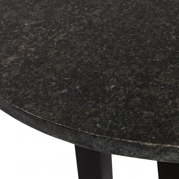 SH REGENCY GRANITE SIDE TABLE