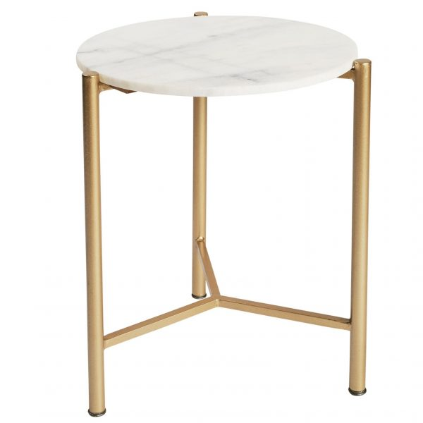 SH GUILD ASCOT LAMP TABLE