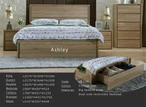 LS Ashley Dresser with Mirror
