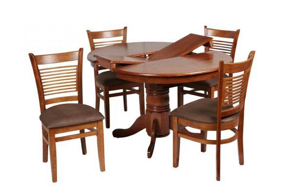 MA Lotus Dining Set 5 pce