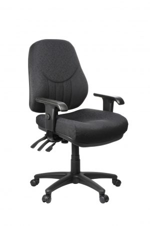 GP Oxford Mid Back Office Chair