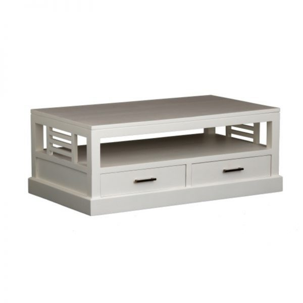 CT Holland 4 Drawer Coffee Table