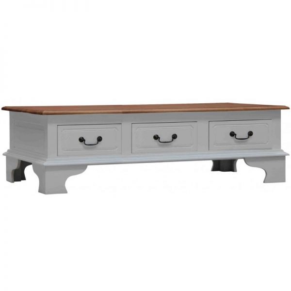 CT 6 Drawer Coffee Table