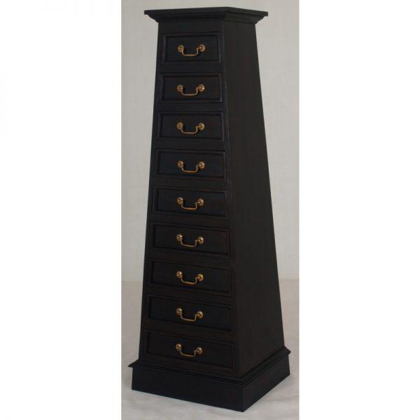 CT 9 Drawer Pyramid Cabinet
