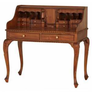 CT Queen Ann Writing Desk