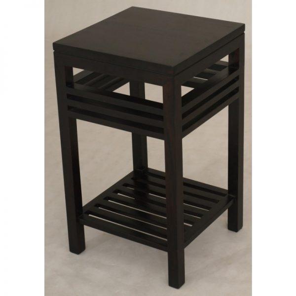 CT H Stripe Lamp Table