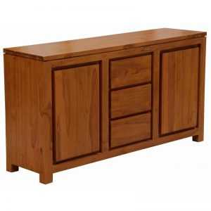 CT Amsterdam 2 Door 3 Drawer Buffet