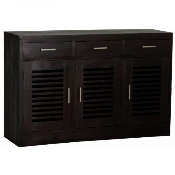 CT Holland 3 Door 3 Drawer Buffet