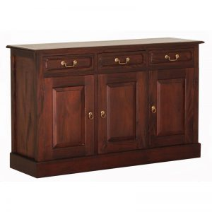 CT Tasmanian 3 Door 3 Drawer Buffet