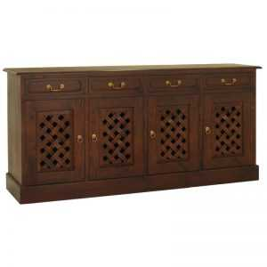 CT York 4 Door 4 Drawer Buffet