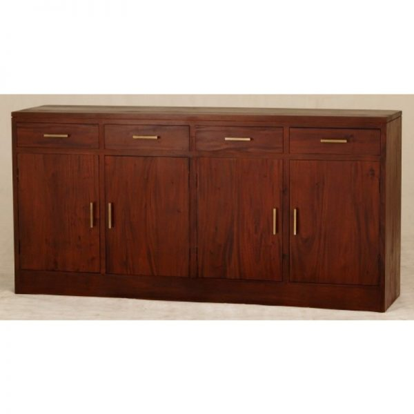 CT Paris 4 Door 4 Drawer Buffet