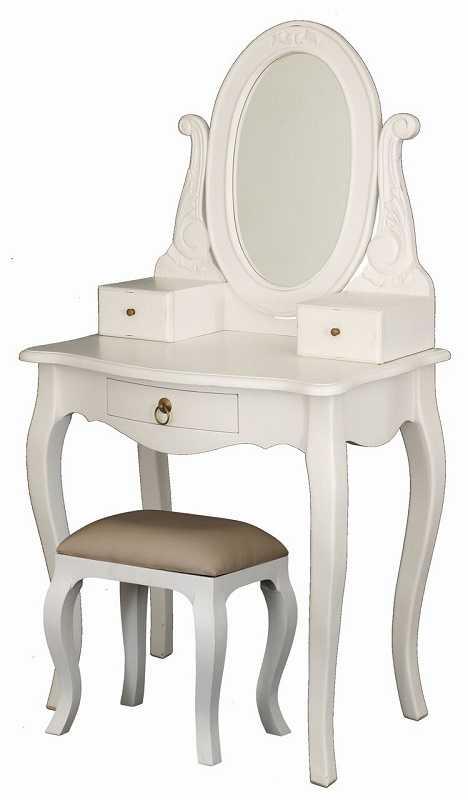 CT Queen Ann 3 Drawer Small Dresser