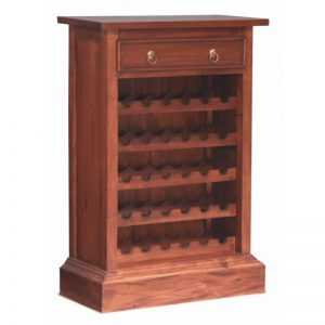 CT 1 Drawer Wine Rack (30 wine bottles)