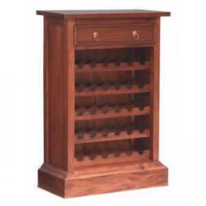 CT 1 Drawer Wine Rack (30 wine bottles)