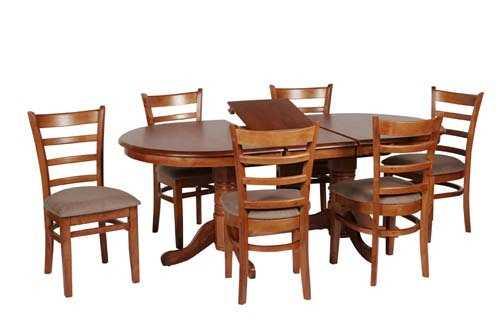 MA Jaguar Dining Set 7 pce