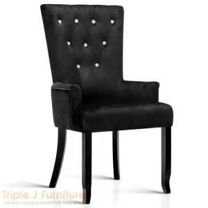 TJ French Provincial Dining Chair