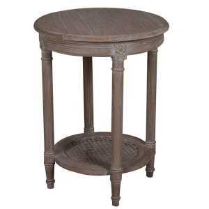 DA Polo Occassional round table Oak