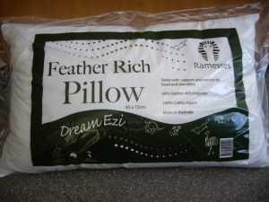 KT Feather Rich Pillow