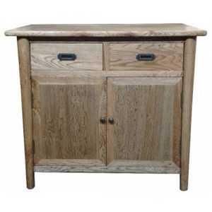 MF Tiffany 2-Drawer 2-Door Cabinet