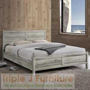 TJ Alice Bed in Queen Size