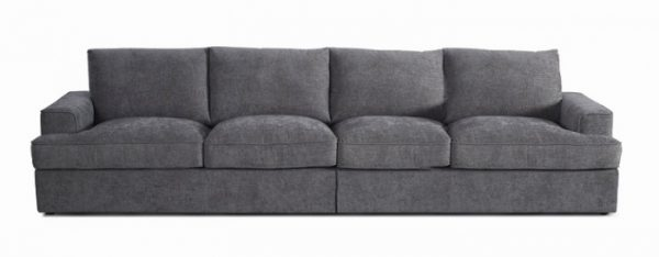 Havana 4 Seater Sofa - Denim