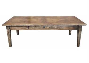 MF Parquetry Coffee Table