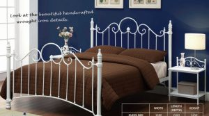 BW Eden Double Bed