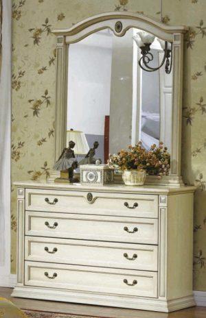 BW Casino Dresser & Mirror