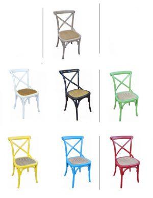 MF Cross-Back Chair