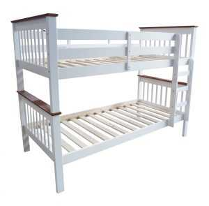 AI Monza Timber Bunk in Two Toned