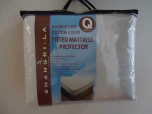 KT Poly Cotton Matress Protector
