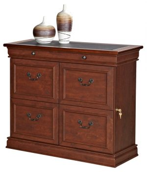 HL Derwent Four Drawers Flling Cabi