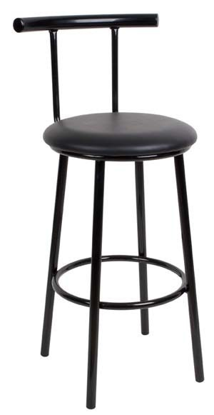 MA Cosmo Bar stool with Back