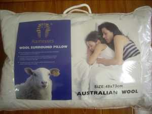 KT Wool Surround Pillow