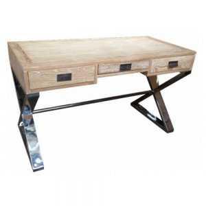 MF Zen 3 Drawer Hall Table