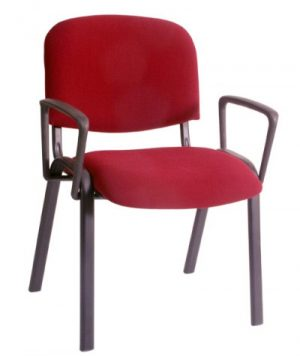 MA Joshua Visitor Chair with Arms