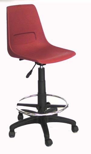 MA Shell Drafting Ergonomics Chair