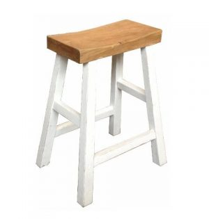 MF Two-tone Shanghai Barstool