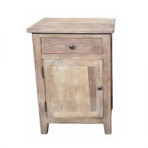 MF 1-Drawer 1-Door Bedside