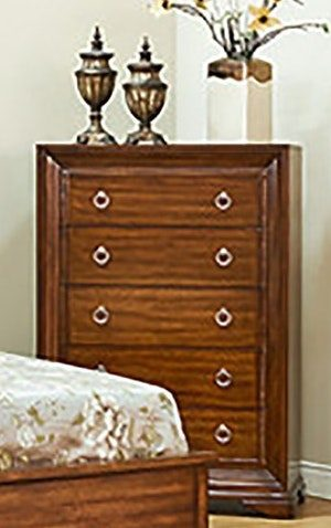 MO Karen 5 Drawer Tallboy