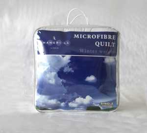 KT Microfibre Quilt - Single