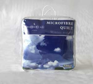 KT Microfibre Quilt - Single