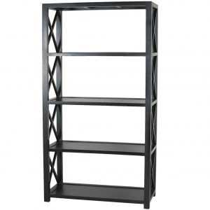 SH Manto Shelf Unit Black