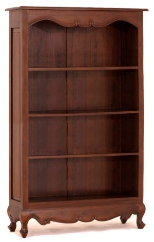 CT Queen Ann Bookcase