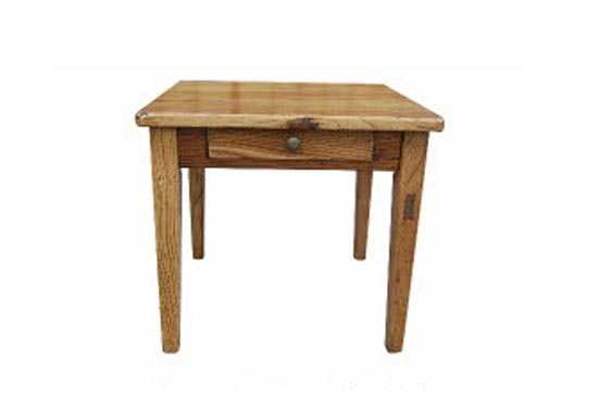 MF Recycled Elm Side Table