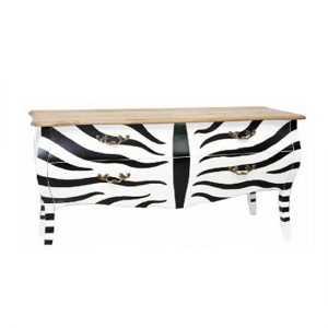 MF Zebra Buffet 120cm