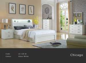 LS Chicago Bed