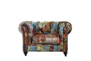 BT Mosman Chesterfield Arm Chair